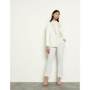 WINDSOR Linen Metallic Dress Pants